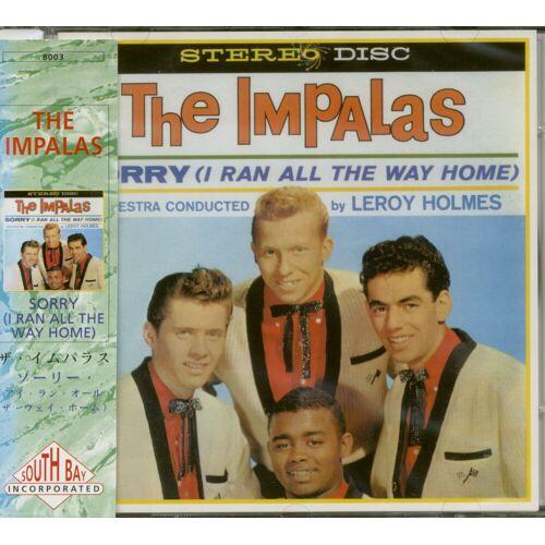 The Impalas - Sorry (I Ran All The Way Home) (CD)