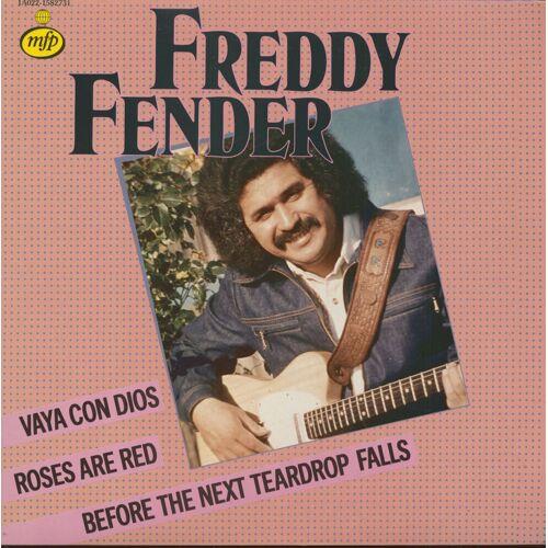 Freddy Fender - Freddy Fender (LP)