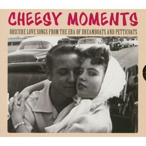 Various - Cheesy Moments (2-CD)