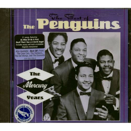 The Penguins - The Best Of Penguins - The Mercury Years (CD)