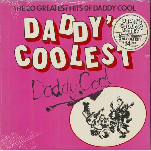 DADDY COOL - Daddy's Coolest - Daddy's Coolest, Vol.2 (2-LP)
