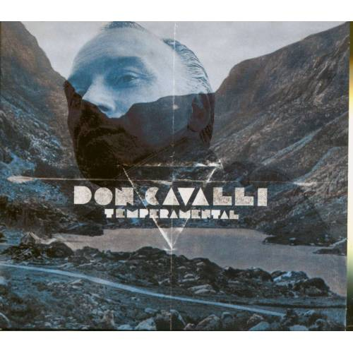 Don Cavalli - Temperamental (CD)