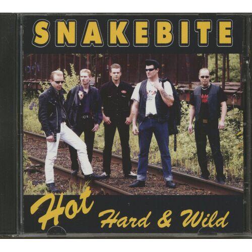Snakebite - Hot, Hard & Wild (CD)