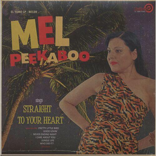 Mel Peekaboo - Straight To Your Heart (LP)
