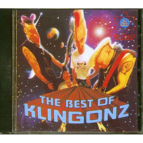 The Klingonz - The Best Of The Klingonz (CD)