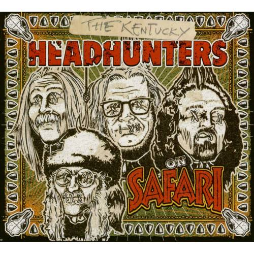 The Kentucky Headhunters - The Kentucky Headhunters On Safari (CD)