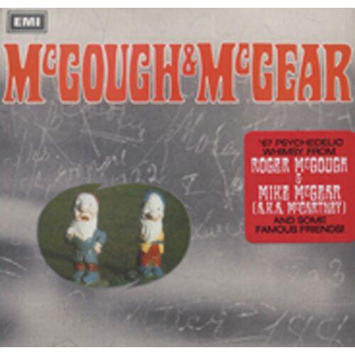 Roger McCough - McGough & McGear (1967)