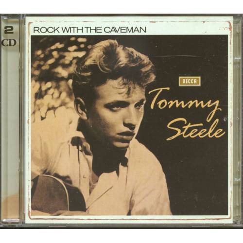Tommy Steele - Rock With The Caveman (2-CD)