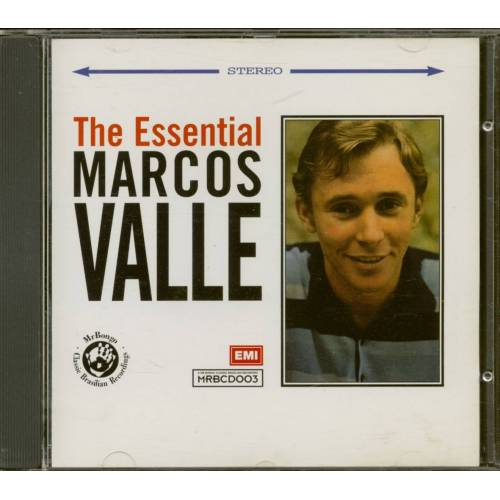 Marcos Valle - The Essential (CD)