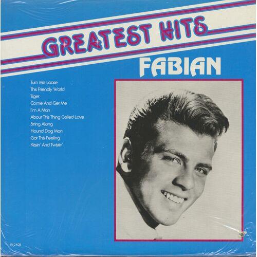 FABIAN - The Greatest Hits Of Fabian (LP)