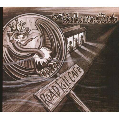 Vulture Club - Roadkill Cafe (CD)
