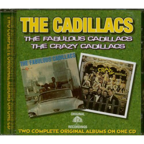 The Cadillacs - The Fabulous Cadillacs - The Crazy Cadillacs