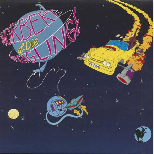 Norbert & die Feiglinge - Norbert & die Feiglinge (LP)