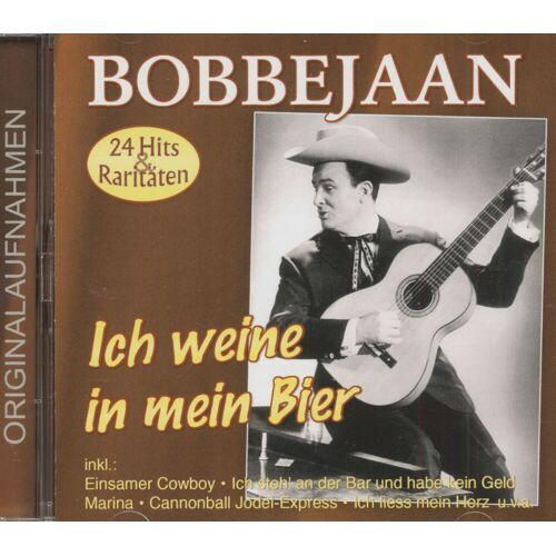 BOBBEJAAN - Ich Weine In Mein Bier (CD)