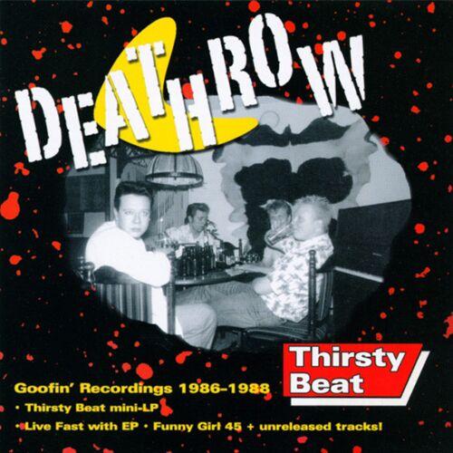 DEATHROW - The Deathrow 1986-1988