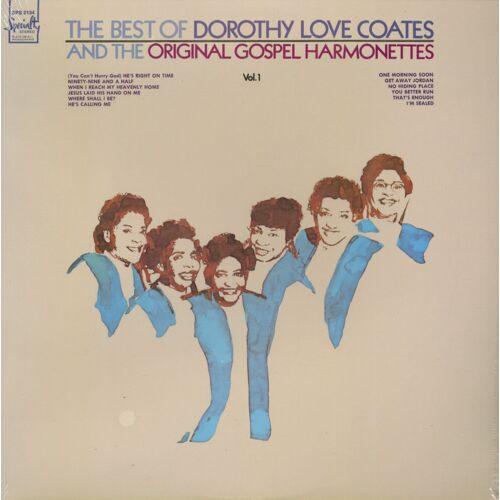 Dorothy Love Coates - The Best Of Dorothy Love Coates (LP)