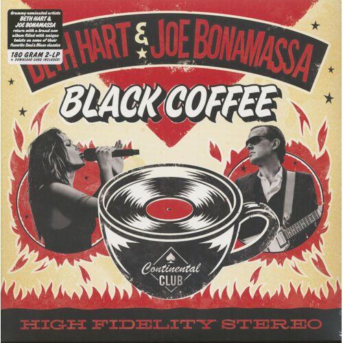Beth Hart & Joe Bonamassa - Beth Hart & Joe Bonamassa - Black Coffee (LP, 180g Vinyl)