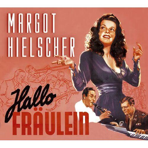 Margot Hielscher - Hallo Fräulein (2-CD)