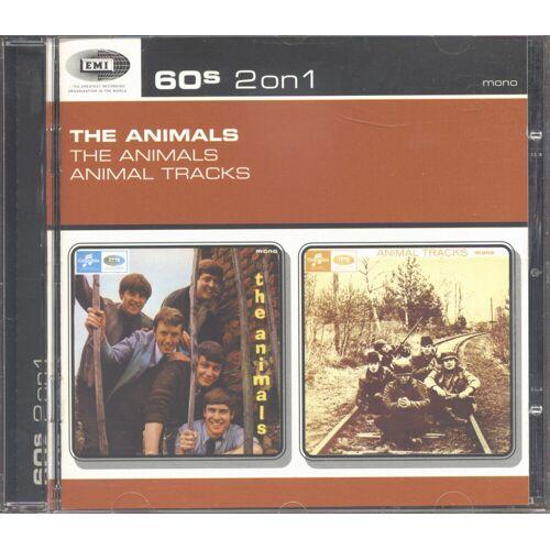 The Animals - 60s 2 on 1 - The Animals & Animal Tracks (CD)