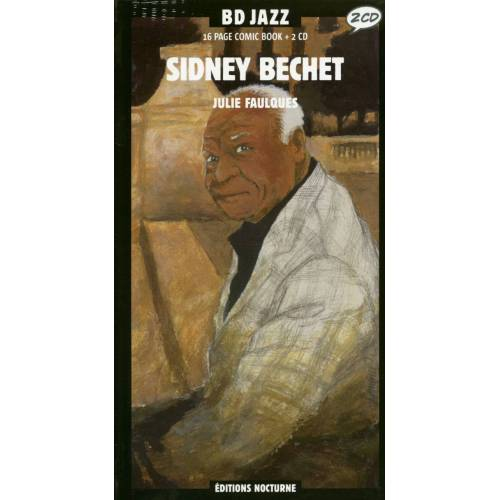 Sidney Bechet - Sidney Bechet 1938-1952 (2-CD & Comic Book, Digibook)