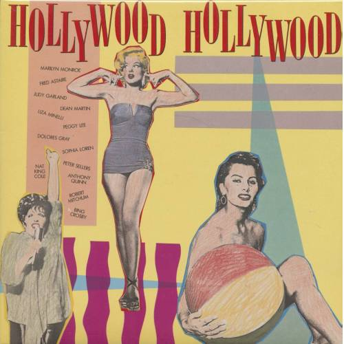 Various - Hollywood, Hollywood (LP)