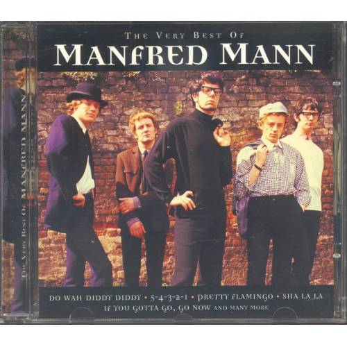 Manfred Mann - The Very Best Of Manfred Mann (CD)