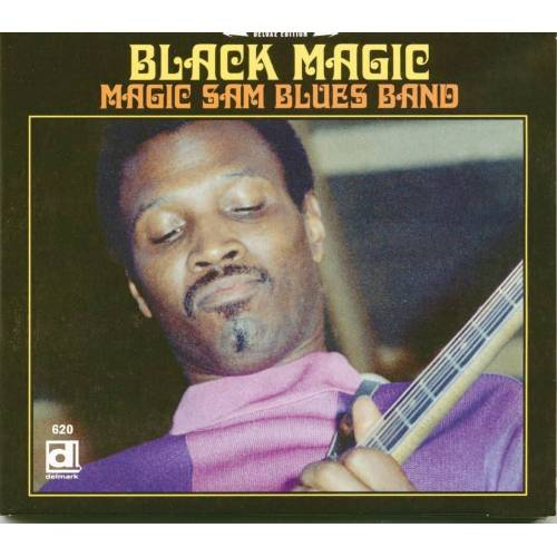 Magic Sam Blues Band - Black Magic (CD)