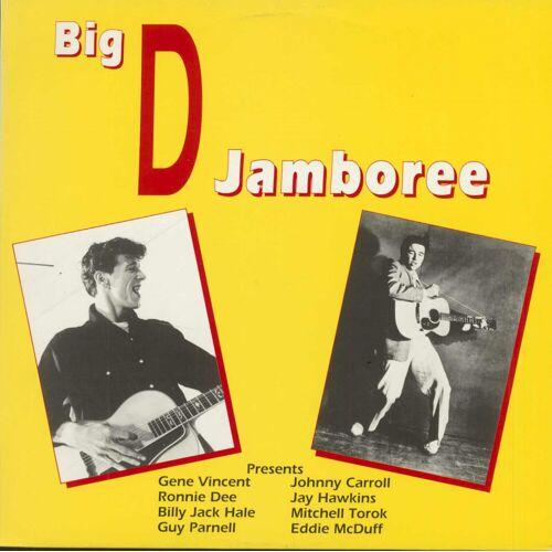 Various - Big D Jamboree (LP)