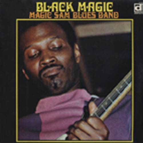 Magic Sam - Black Magic (LP)