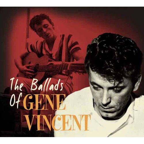 Gene Vincent - The Ballads of Gene Vincent