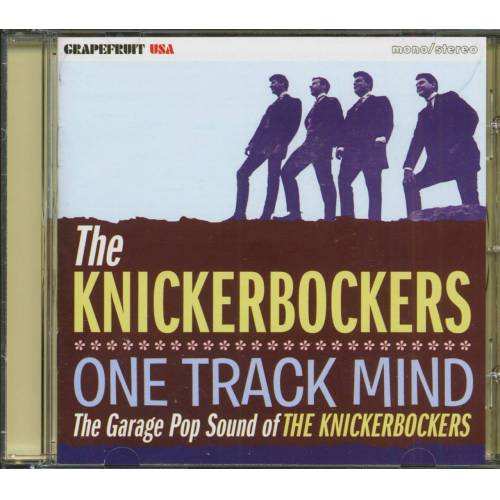 The Knickerbockers - One Track Mind - The Garage Pop Sound Of The Knickerbockers (CD)