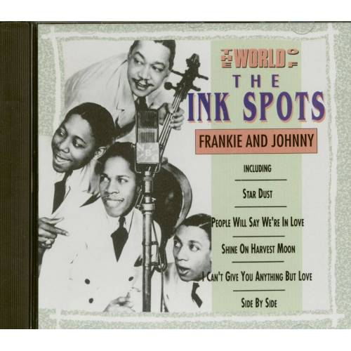 The Ink Spots - The World Of The Ink Spots (CD)