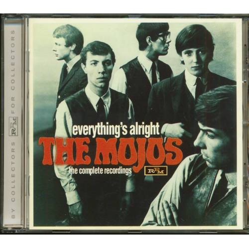 The Mojos - Everything's Alright (CD)
