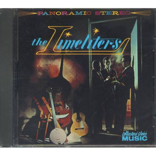 The Limeliters - The Limeliters (CD)