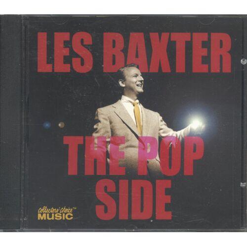 Les Baxter - The Pop Side Of Les Baxter (CD)