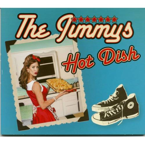 The Jimmys - Hot Dish (CD)