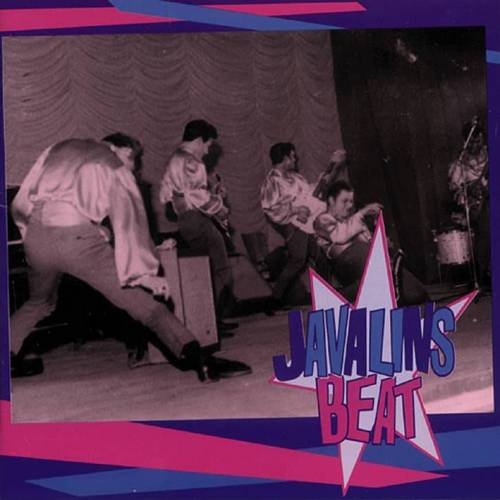 JAVALINS - Javalins' Beat (CD)