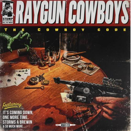 Raygun Cowboys - Cowboy Code (LP)