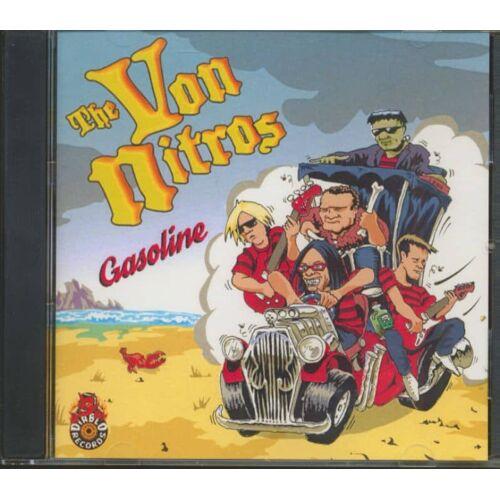 The Von Nitros - Gasoline (CD)