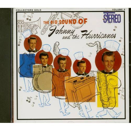 Johnny & The Hurricanes - The Big Sound Of Johnny And The Hurricanes (CD)