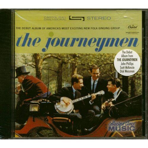 The Journeymen - The Journeymen (CD)