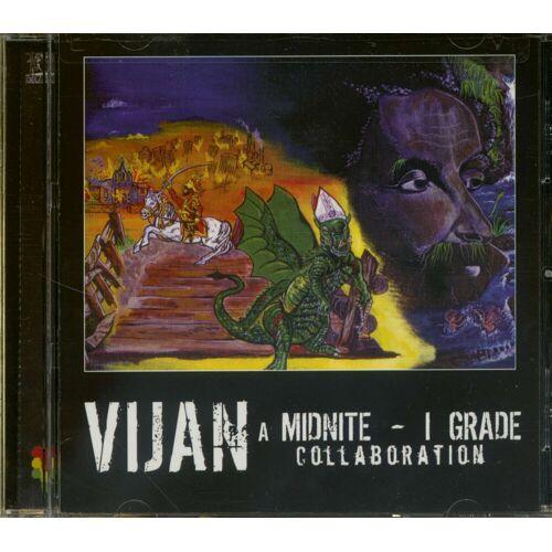 Midnite & I Grade Collaboration - Vijan A Midnite - I Grade Collaboration (CD)
