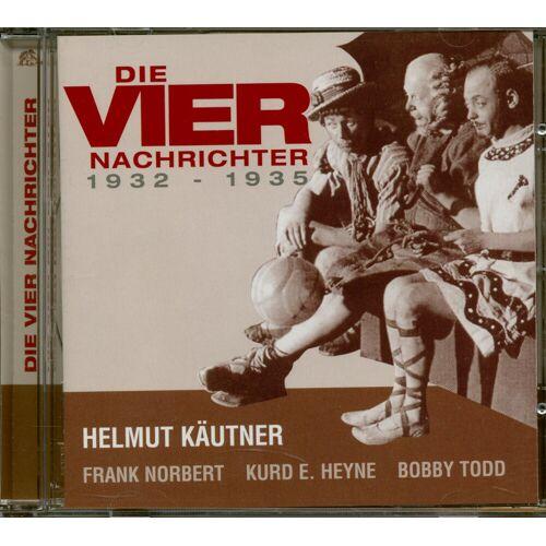 Die Vier Nachrichter - Die vier Nachrichter 1932 -1935 (CD)