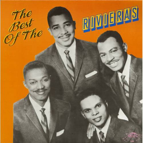 The Rivieras - The Best Of The Rivieras (LP)