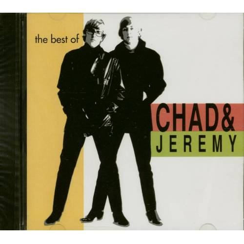 CHAD & JEREMY - The Best Of Chad & Jeremy (CD, Cut-Out)