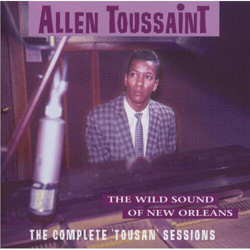 Allen Toussaint - The Wild Sound Of New Orleans