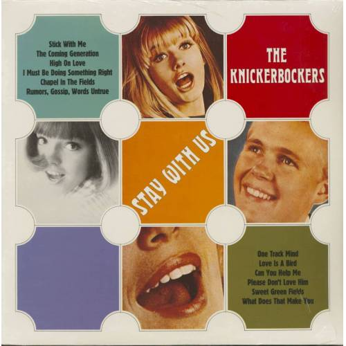 The Knickerbockers - Stay With Us (LP)