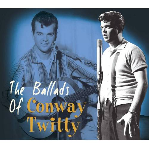 Conway Twitty - The Ballads of Conway Twitty