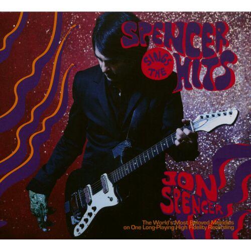 Jon Spencer - Spencer Sings The Hits (CD)