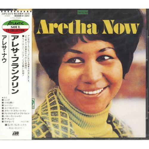 Aretha Franklin - Aretha Now (CD, Japan)